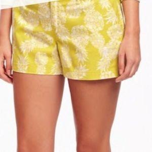 NWT! 🍍Pineapple shorts